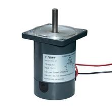 12V 24V Permanenr Magnet Motor Diameter 60mm High Speed Utra Mute Electric Motor 2000rpm 3000rpm 4000rpm 5000rpm Speed Optional