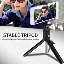 Стиль K07 Bluetooth селфи палка пульт дистанционного управления высокого класса Штатив универсальный ручной телефон Live Photo