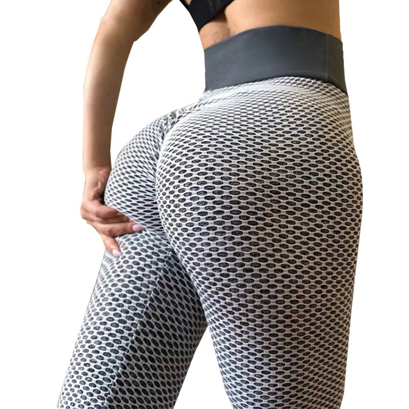 High Waist Dot Fitness  Leggings Fitness Feminina Jeggings Leggings Women Workout Push Up Leggings Activewear