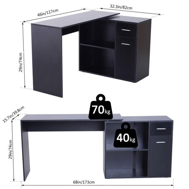 Changeable Computer Desk 4