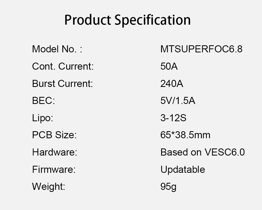 MTSUPERFOC6.8