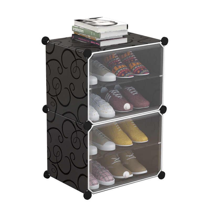 Shoe Cabinet DIY Multilayer - Shoe Organizer