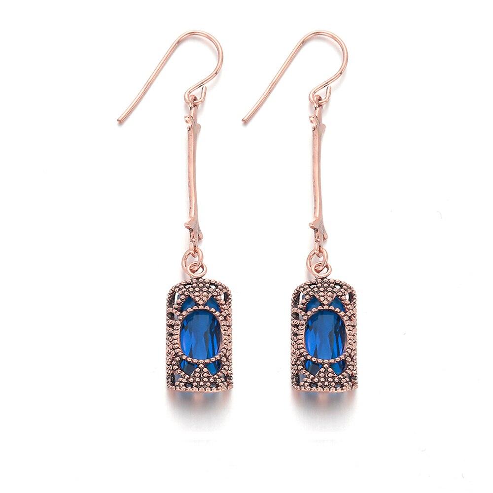Bohemian-New-Women-Earrings-Vintage-Brass-Long-Hanging-Dangle-Crystal-Drop-Earrings-Fashion-Party-Jewelry-Gifts (4)