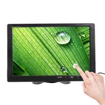 10.1 inch touch Screen Portable Monitor pc Laptop Small LCD Display Computer HDMI Raspberry pi gaming monitor 1366x768 USB Port 10 1 inch 2k touch screen ips portable gaming monitor pc led lcd display 11 6 small mini hdmi tablet computer monitor for ps3 4