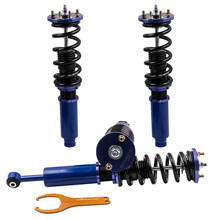 Full Racing Coilover Kits for Honda Accord DX EX LX SE 04-08 Acura TSX 2003-2007 Suspension Spring adjustable Shock Absorber