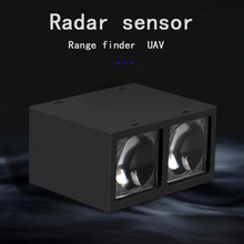 Tfmini-s/tfmini plus/tf-moon/TF02-Pro laser lidar range finder sensor módulo tof único micro ponto variante
