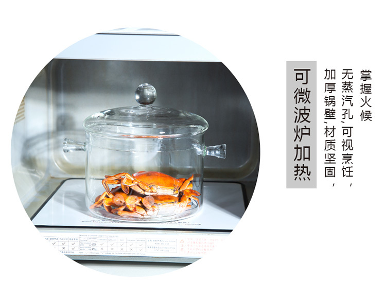 alta temperatura resistência stewpan pan tigela salada