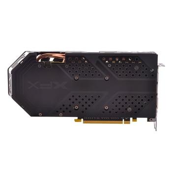 XFX RX 570 4GB Video Screen Cards GPU AMD Radeon RX570 4GB Graphics Cards PUBG Computer Game Map HDMI PCI-E X16 Not Mining 1