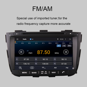 Image 5 - 4G+64G android 9.0 car dvd for kia sorento 2013 2014 car radio gps navigation with steering wheel control camera Tape recorder