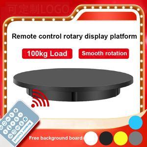 Image 3 - Support daffichage de télécommande 60cm, Base pour prise de vue en Studio Photo, supportant 100kg, Rotation automatique intelligente