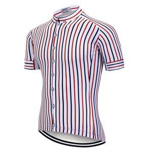 Image 4 - Moxilyn maillot de cyclisme pour hommes, maillot de cyclisme vtt, qui respire et absorbe la sueur, à séchage rapide, VTT
