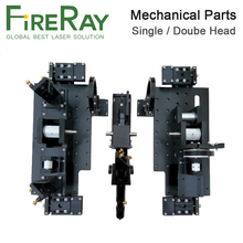 Whole Set Mechanical Components for DIY Large Format CO2 Laser Cutting and Engraving Machine 1318 1325 1518 1525 1820 1825 2030