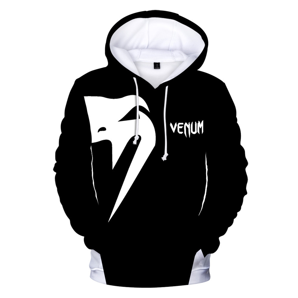 2019 3D Digital Hoodie Customizable Creative Autumn And Winter Clothes Men's WOMEN'S Coat