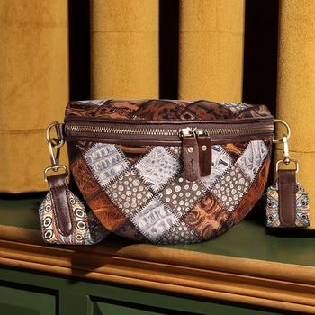Cobbler Legend Genuine Leather Crossbody Bags for Women 2019 Ladies Hand Bags Luxury Handbags Bags Designer Messenger Bags