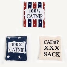 Catnip bag