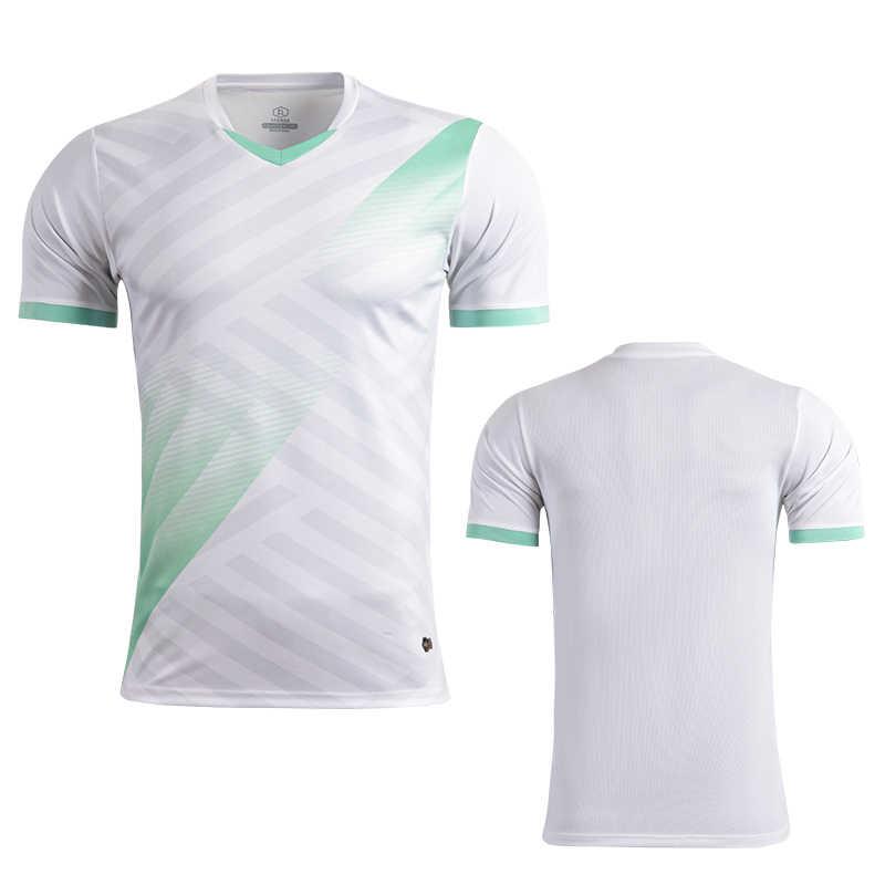 Mannen Rode Korte Mouw Sport T-shirt Met Ronde Kraag Volwassen Blue Running Shirt Kinderen Sport Truien Aangepaste Naam