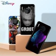 Marvel Groot Voor Huawei Y Y9A Y9S Y9 Y8P Y8S Y7A Y7P Y7 Y6 Y6P Y6S Y5P Y5 Prime Pro 2019 2020 Soft Telefoon Case