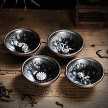 Керамические чайные чашки 50/60/80/90 мл