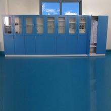 Высокий шкаф из цельной стали