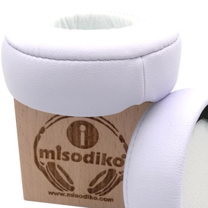 Image 5 - misodiko Replacement Ear Pads Cushion Kit   for Beats by Dr. Dre Mixr Wired On Ear Headphone, Repair Parts Earpads