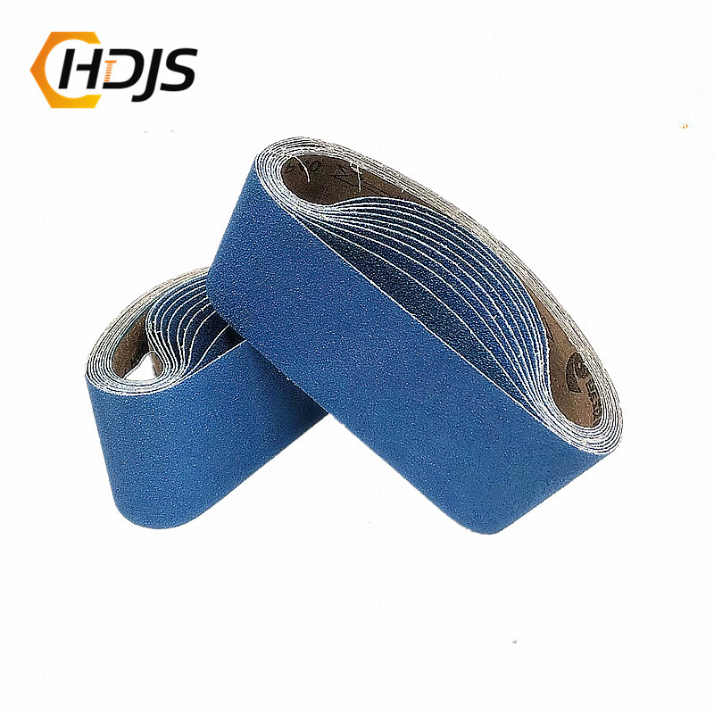 New 5pcs 610*100mm  Abrasive Sanding Belt On 4