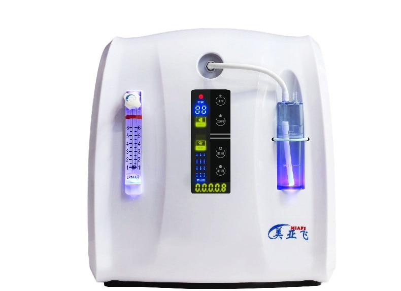 1-6L /min generator tlenu MAF015AW tlenu 24 godziny Generator maszyny stary człowiek maszyna tlenowa oczyszczacz powietrza