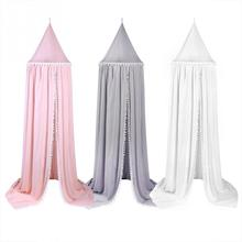 Bed Canopy Reject-Net Mosquito-Net Room-Decoration Pest-Control Princess-Bed Cotton