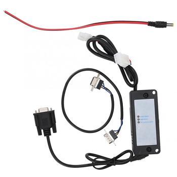 MDB-RS232 urządzenie płatnicze MDB na PC konwerter RS232 do walidacji monet MDB tanie i dobre opinie VBESTLIFE 13*9*8cm RS232 Converter Kable 39V DC Approx 115 g 4 1 oz MDB-RS232 Converter MDB Converter
