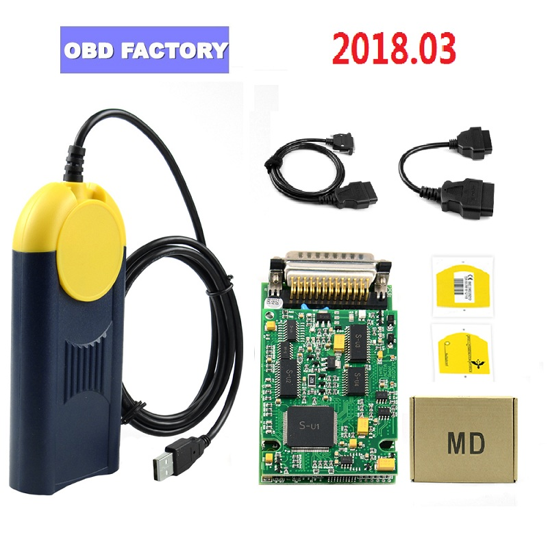 Actia Multidiag J2534 Multi-diag J2534 2018.03 MultiDiag Access Pass-Thru OBD2 Device Multi Diag J2534 Diagnostic Tool