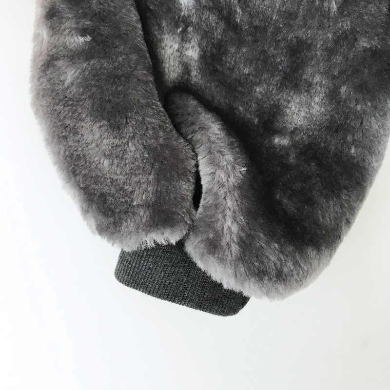 가을 2019 겨울 여성 캐주얼 부드러운 두꺼운 패딩 플러시 스웨터 숙녀 스웨터 여성 하라주쿠 blusas 여성