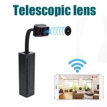 Удлинительный объектив hd 1080p умная мини камера с wi fi Беспроводная