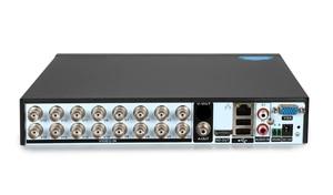 Image 3 - جهاز كشف الوجه XMeye Hi3531D H265 + 5MP 16CH 16 قناة 6 في 1 هجين واي فاي TVi CVI NVR AHD CCTV DVR جهاز تسجيل فيديو للمراقبة