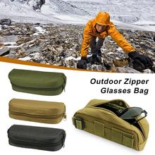 Outdoor Glasses Bag For Travel Sports Pouch Eyeglasses Sungl