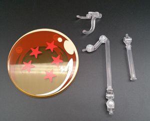 Image 4 - 7 stks/set dragon ball z exclusieve kleur stage Ondersteuning Stand Beugel voor 1/10 1/12