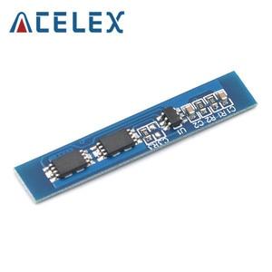 Image 3 - 2S 3A Li ion batterie au Lithium 7.4v 8.4V 18650 chargeur panneau de Protection bms pcm pour li ion lipo batterie cellule pack