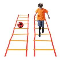 Scaletta di agilità di Salto Hopscotch Gioco Dei Capretti Dei Bambini di Scuola Materna di Integrazione Sensoriale Giochi di Sport Giocattoli Allaria Aperta