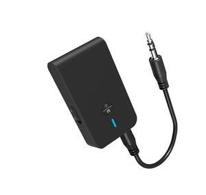 Image 2 - 2 で 1 ワイヤレスbluetooth 5.0 トランスミッタ充電式受信機テレビコンピュータ車のスピーカー 3.5 ミリメートルauxハイファイ音楽オーディオアダプタ
