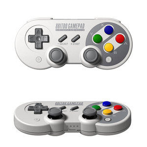 Image 5 - 8 8bitdo SN30 פרו inalámbrica Bluetooth Gamepad controlador קון ג ויסטיק para Windows אנדרואיד macOS Nintendo interruptor דה אדי