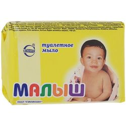 صابون طفل مغلفة الطفل