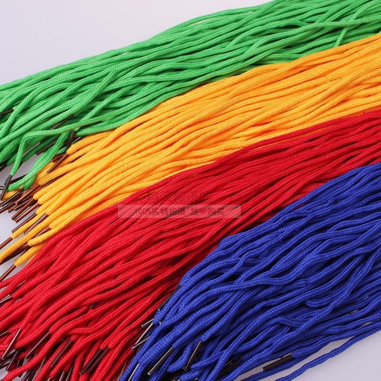 Kindergarten Threading Activity DIY Bead Rope Corner Material Of Shoe Lace Self-Made 10-30 Yuan Lanyard Hand-Eye
