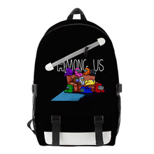 Backpack Men Among Us School Shoulder Bags School Bag Student Backpacks Laptop High Quality Teenager Travel Bag Christmas Gifts