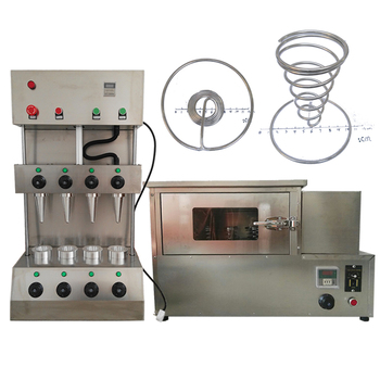 Hot Stelling Cone Shaped Pizza Machine Commercial Appliances Plus Rotating Oven Is Convenient And Fast 1