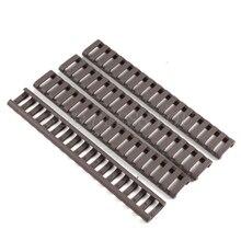 Rail-Panel Resistant-Cover Handguard-Protector Picatinny 4x18-Slot Ladder