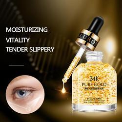 Gold Six Peptides Eye Essence Serum Lift Firming Anti-Aging Moisturizing Eye Care Essence Makeup Antioxidant Nutrition TSLM1