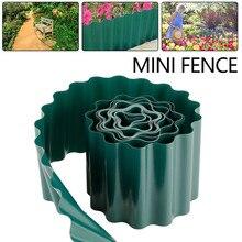 Belt Fence Grass Edging Lawn Border Plastic Garden Greening Flexible Patio -G1 10/15/20cm