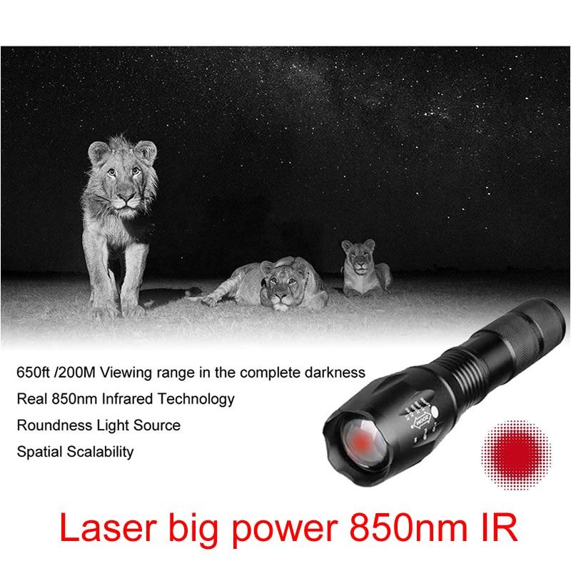 Digital night vision scope riflescopes 4