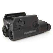Xc2 ультра лазерный компактный фонарик для пистолета комбинированный