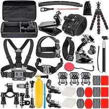 Accessory-Kit Gopro Hero Action-Camera Black Neewer 50-In-1 with 8/Max-7/6-5/4 Etc Upgraded