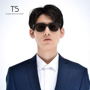 Image 2 - Youpin TS hipster reisenden Sonnenbrille für mann & frau Polarisierte objektiv UV Freien Sport Radfahren Fahren Sonnenbrille