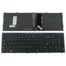 Ovy Новый Подсветка клавиатура для clevo n750bu cvm15f23usj430a